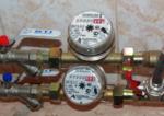 Тарифы на холодную воду в Чернигове в августе 2017 года